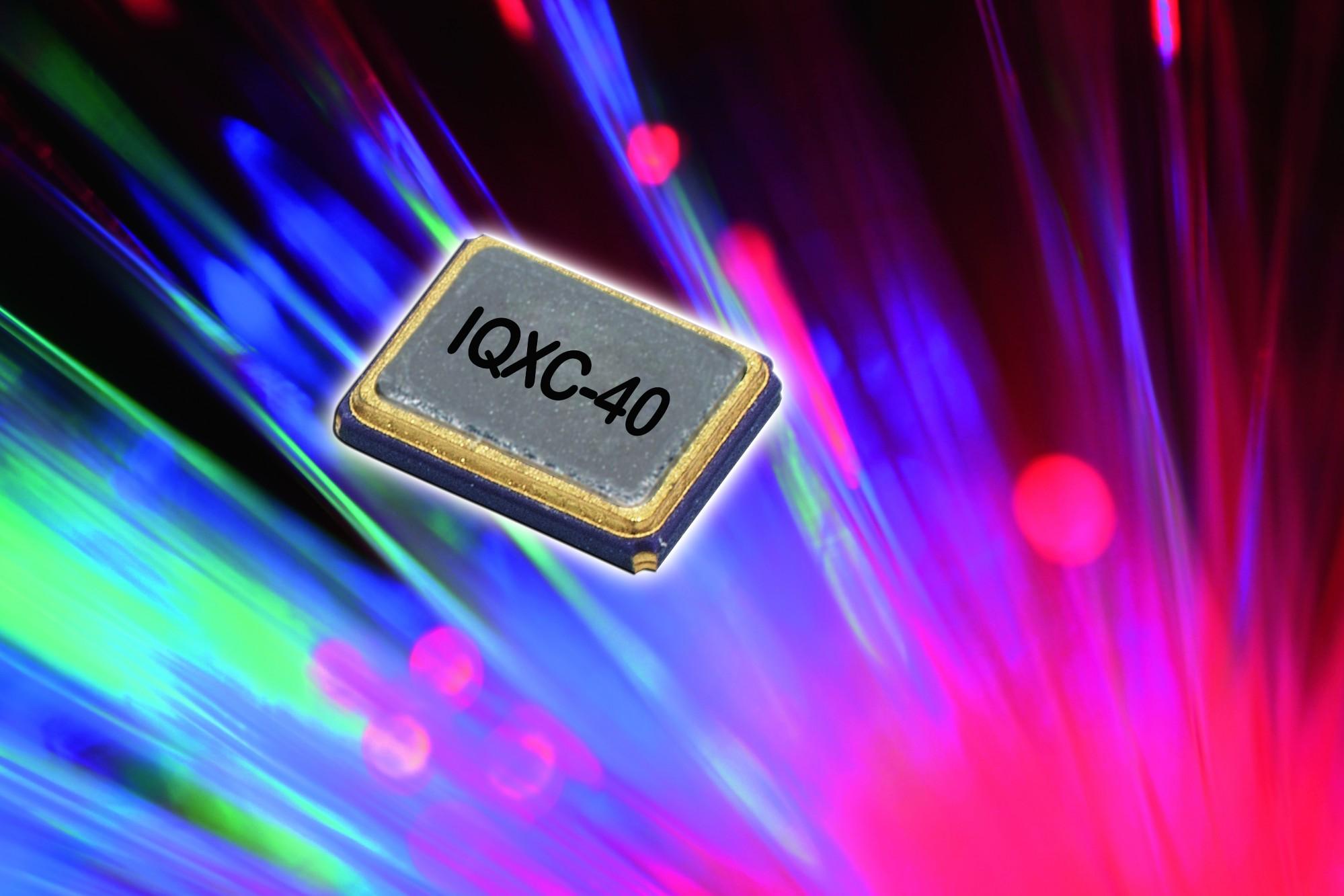 VCXOs der nächsten Generation von IQD kombinieren kleine Bauform mit niedrigem Jitter