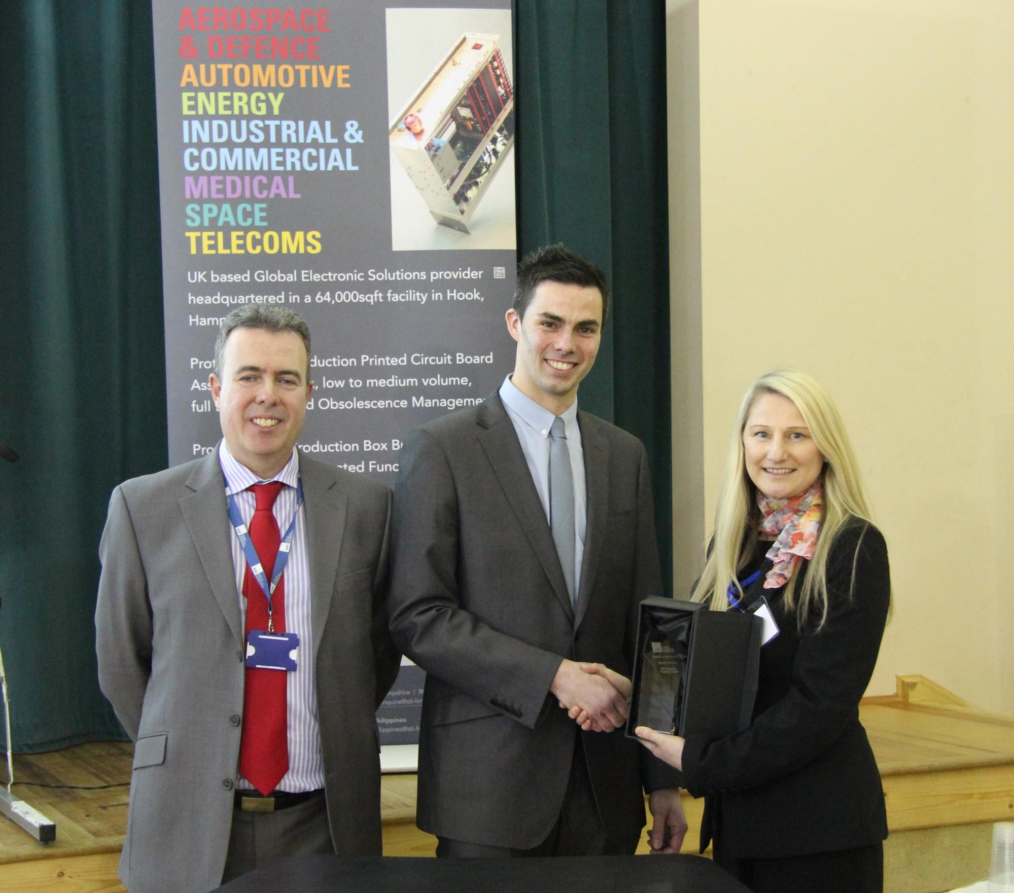 IQD Win Award