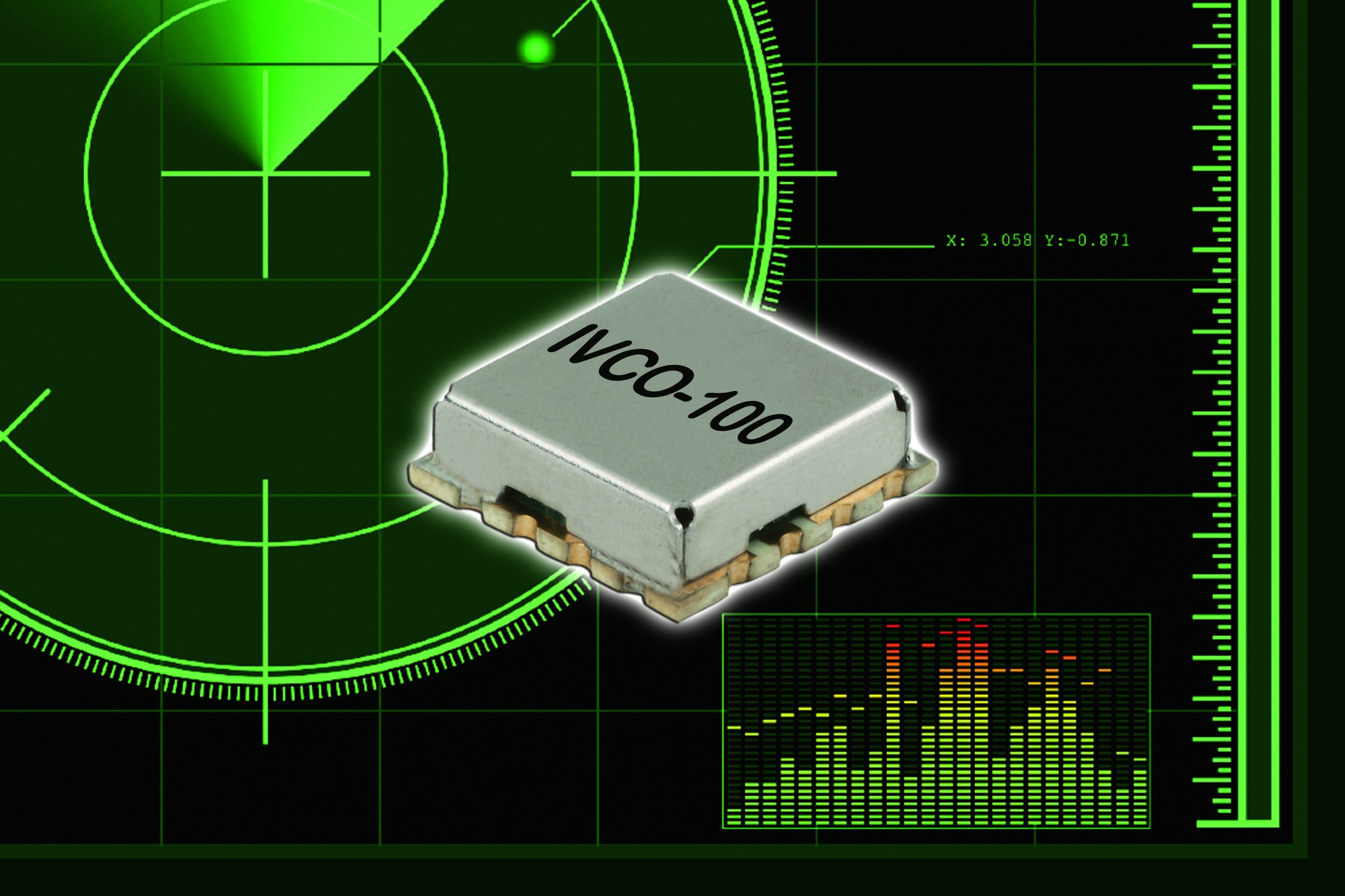 Wide frequency range VCO series delivers excellent phase noise performance