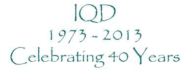IQD celebrates 40th Anniversary