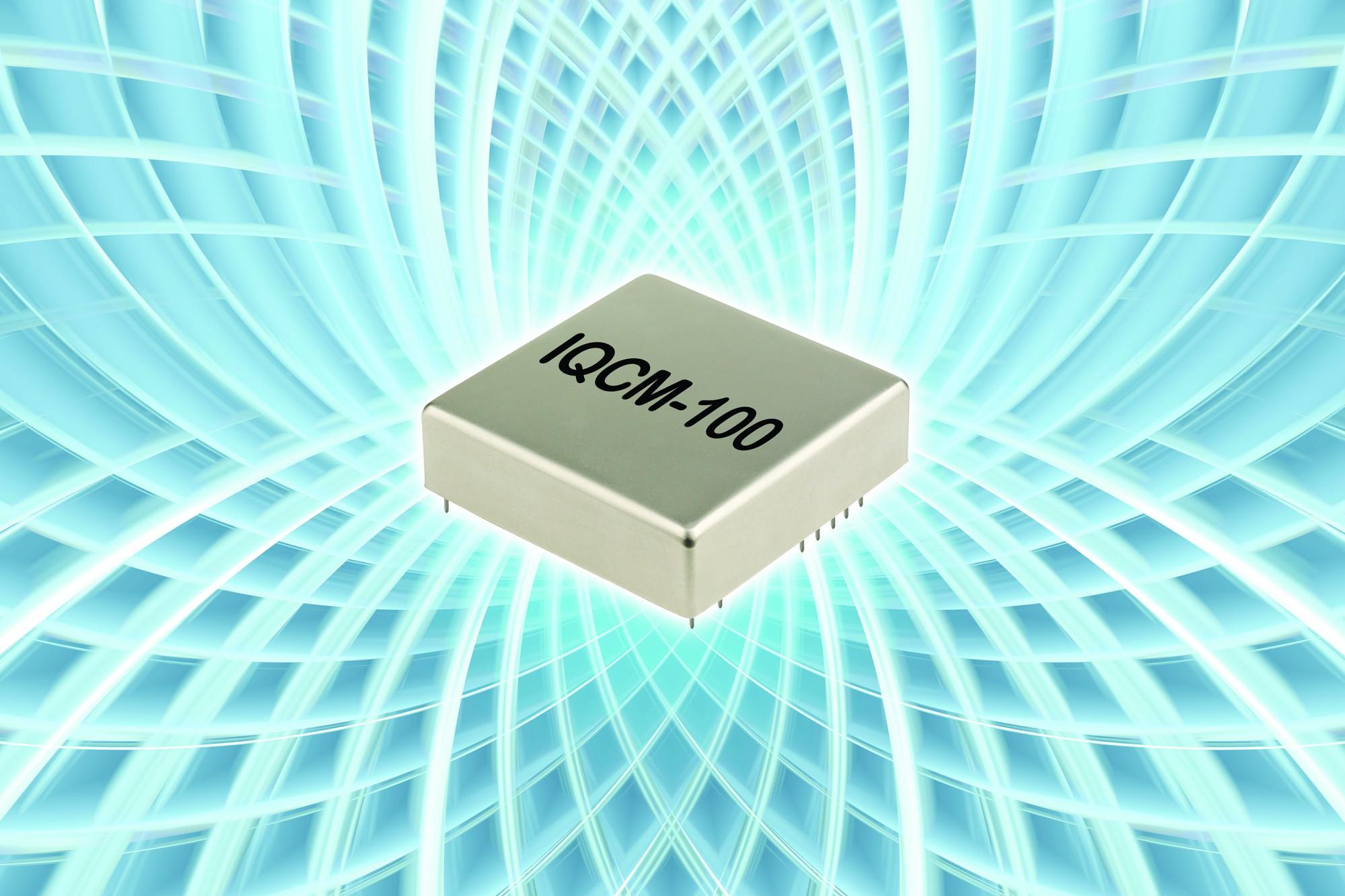 Neues GPS diszipliniertes OCXO-Modul von IQD speziell entwickelt für LTE- & 4G-Basisstationen