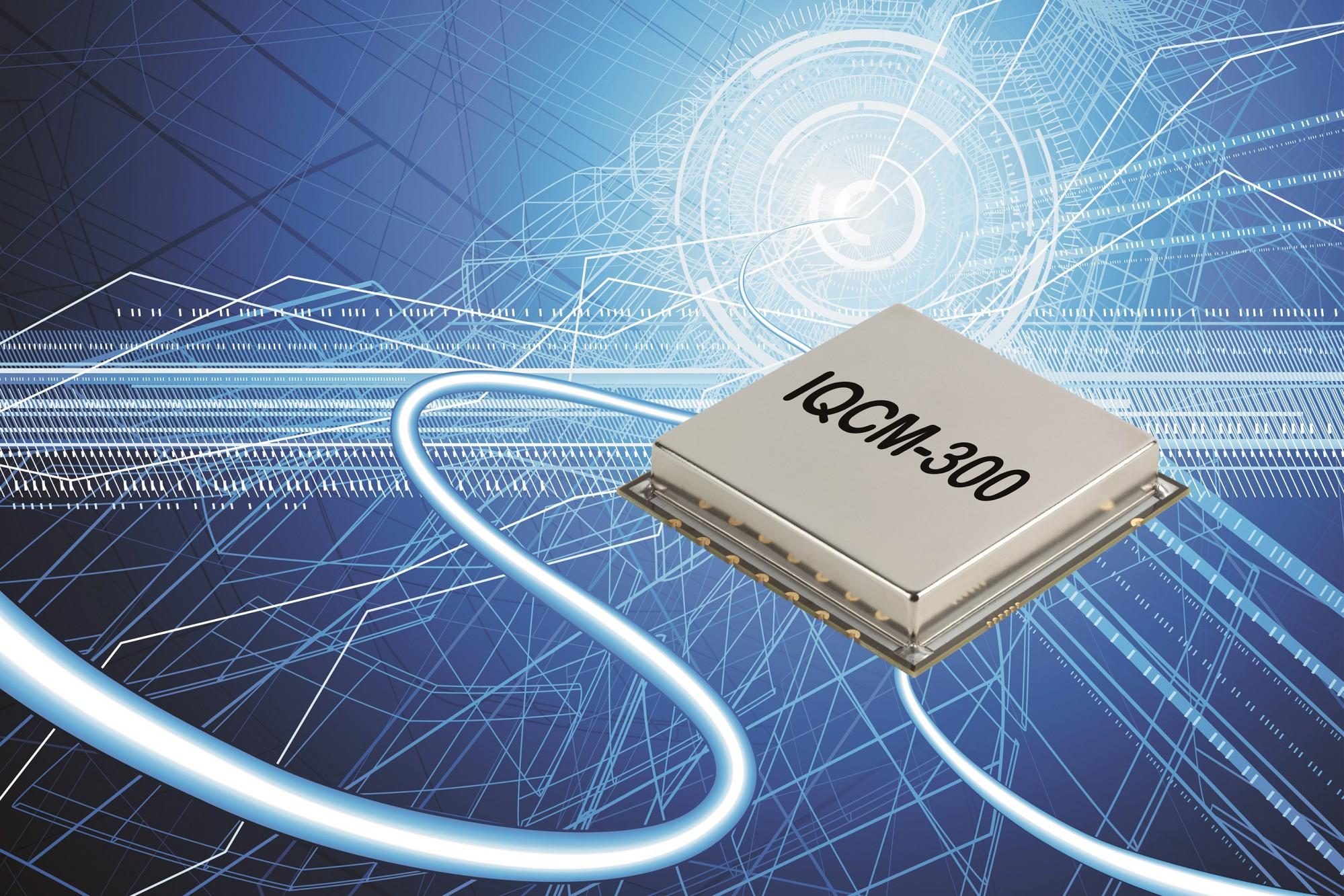 High holdover capability Precision Time Protocol (PTP) 1588 compatible Clock Module