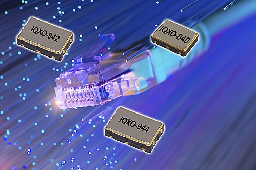 New high performance clock oscillator range from IQD delivers ultra low jitter across wide frequency range