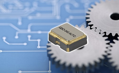 IQD launch new AEC-Q200 qualified ultra-miniature clock oscillator for industrial & automotive applications