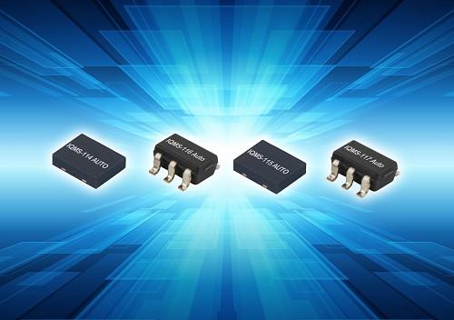 IQD bringt neue Familie MEMS-basierter Oszillatoren für den Einsatz im Automobil auf den Markt