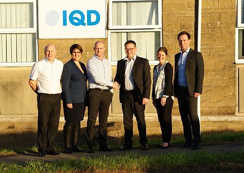 Les Produits Frquentiels IQD Rejoignent Le Groupe Wrth Elektronik EiSos