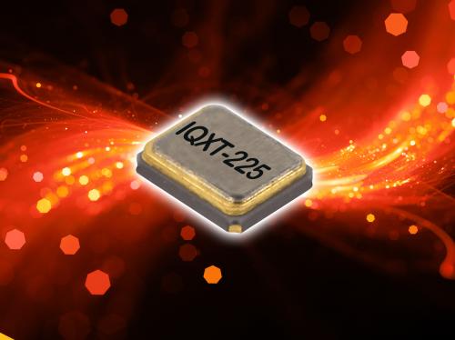 Lancement du nouvel oscillateur TCXO ultra-stable à très basse tension au Embedded Show