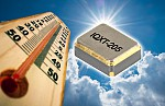 New series of miniature, wide operating temperature range TCXO/VCTCXOs launched by IQD at Electronica 2018