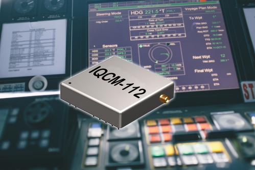 IQD lance un nouvel oscillateur OCXO asservi par GNSS