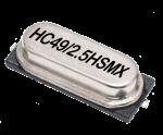 HC49/2.5HSMX